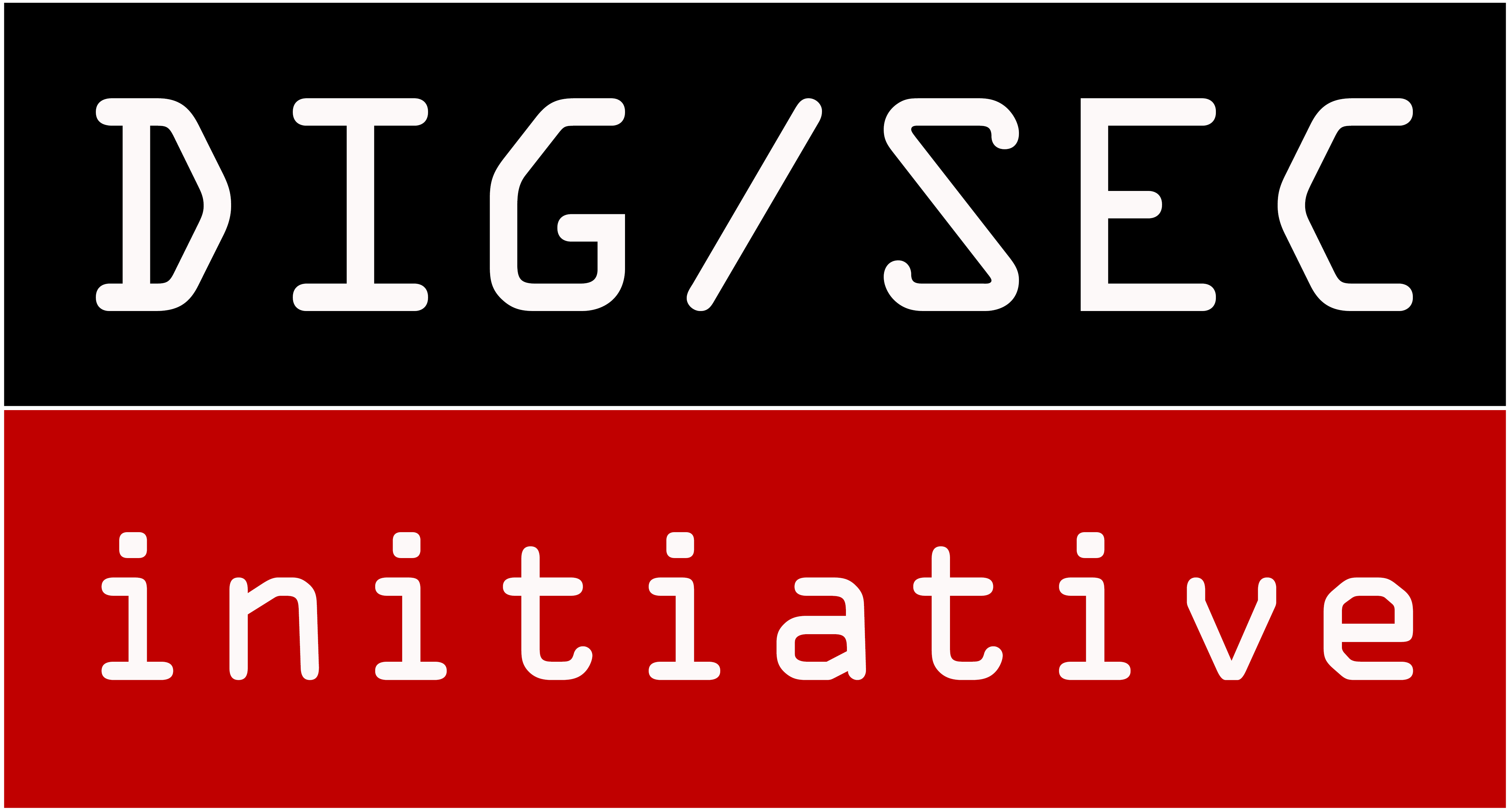 DIG/SEC initiative