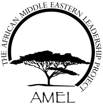 The African Middle Eastern Leadership Project (AMEL)