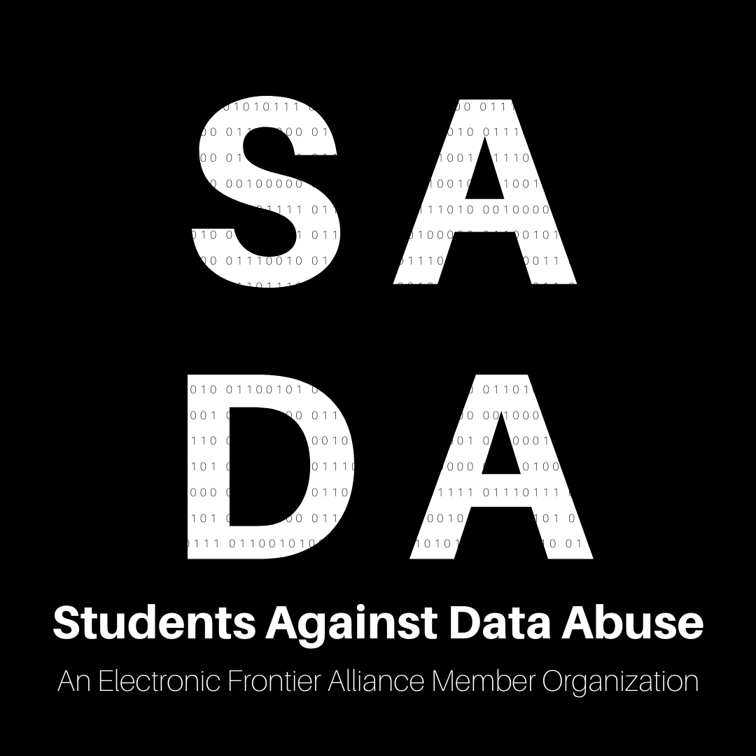 Students Against Data Abuse